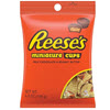 REESE MINIATURE PEANUT BUTTER CUP, 5.3OZ 12/CT
